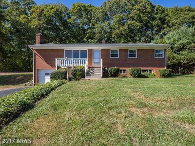 Warrenton Single Family Home For Sale: 9258 Lee Highway