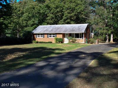Warrenton Rental For Rent: 5140 Rock Springs Road