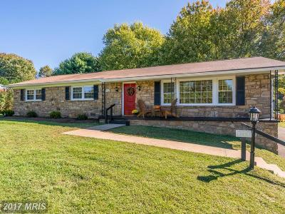 Warrenton Single Family Home For Sale: 131 Moser Road