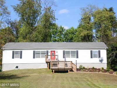 Warrenton Single Family Home For Sale: 6290 Old Auburn Road