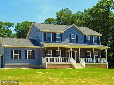 Warrenton Single Family Home For Sale: Vint Hill Road