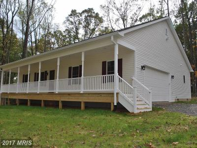 Warrenton Single Family Home For Sale: 9334 Meetze Road