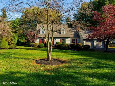 Warrenton Single Family Home For Sale: 7158 Academy Road