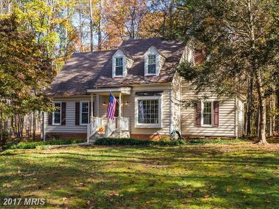 Fauquier Single Family Home For Sale: 4444 Lakewood Drive