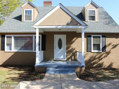 Warrenton Single Family Home For Sale: 6735 Grays Mill Road