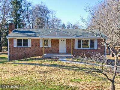 Warrenton Single Family Home For Sale: 118 Piedmont Street