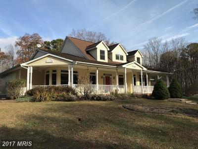 Warrenton Single Family Home For Sale: 9493 Summer Breeze Road