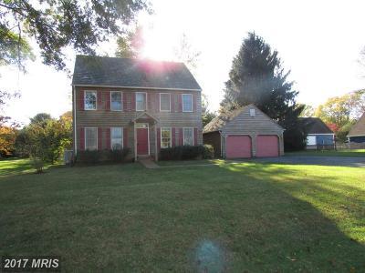 Warrenton Single Family Home For Sale: 7121 Meadow Street