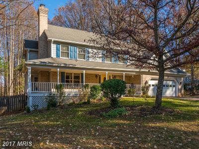 Fauquier Single Family Home For Sale: 5624 Sinclair Drive