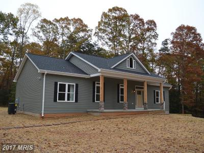 Fauquier Single Family Home For Sale: 5189 Old Gray Farm Lane