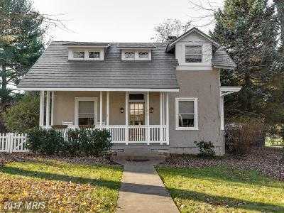 Fauquier Single Family Home For Sale: 272 Waterloo Street
