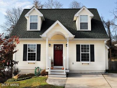 Fauquier Single Family Home For Sale: 156 Sterling Court