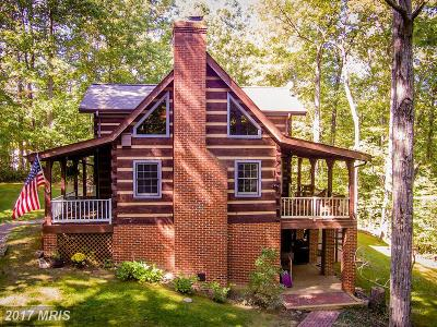 Fauquier Single Family Home For Sale: 13288 Blackwells Mill Road