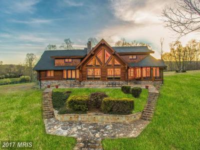 Fauquier Single Family Home For Sale: 14045 Hume Road