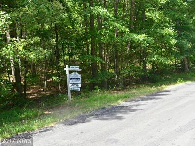Rappahannock, Fauquier, Madison, Culpeper Residential Lots & Land For Sale: 721 Free State Road
