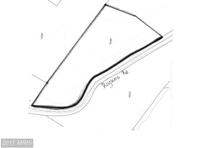 Warrenton Residential Lots & Land For Sale: Rogues Road