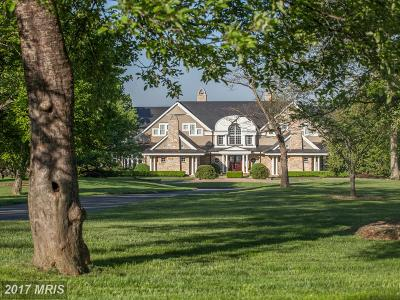 Fauquier Single Family Home For Sale: 2550 Landmark School Road