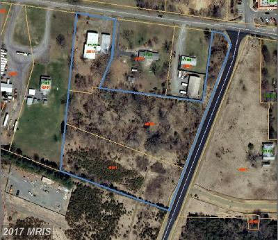 Rappahannock, Fauquier, Madison, Culpeper Residential Lots & Land For Sale: 7175 Opal Road