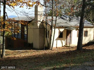 Fauquier Single Family Home For Sale: 3763 Cherry Hill Road