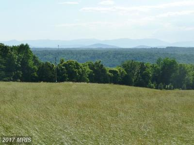 Rappahannock, Fauquier, Madison, Culpeper Residential Lots & Land For Sale: 9256 Harts Mill Road