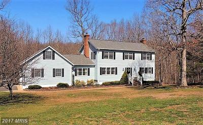 Fauquier Single Family Home For Sale: 5940 Free State Road