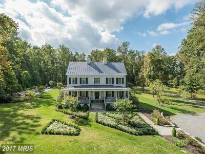 Fauquier Single Family Home For Sale