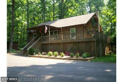 Fauquier Single Family Home For Sale: 9338 Crest Hill Road