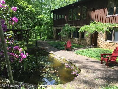 Fauquier Single Family Home For Sale: 6920 Hilltop Lane