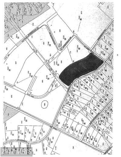 Rappahannock, Fauquier, Madison, Culpeper Residential Lots & Land For Sale: Albrecht Lane