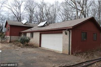 Fauquier Single Family Home For Sale: 7451 Maple Court