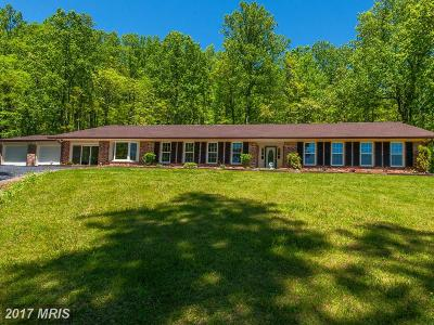 Fauquier Single Family Home For Sale: 2710 Tuckers Lane