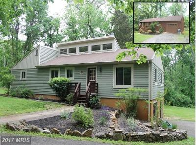 Fauquier Single Family Home For Sale: 5610 Pignut Mountain Drive