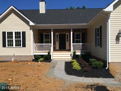 Warrenton Single Family Home For Sale: 6459 Ben Way