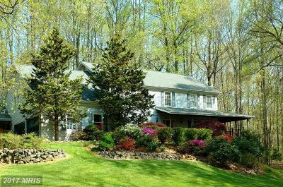 Fauquier Single Family Home For Sale: 5404 Nuthatch Court