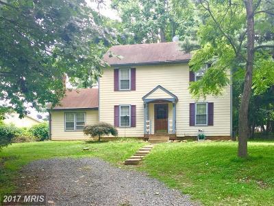 Warrenton Single Family Home For Sale: 6750 Stonehurst Court