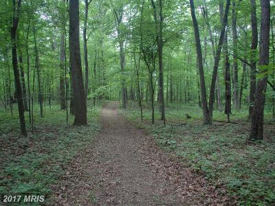 Rappahannock, Fauquier, Madison, Culpeper Residential Lots & Land For Sale: Zulla Road