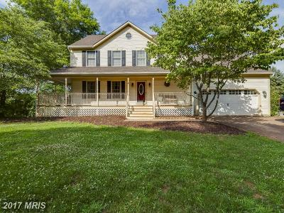 Warrenton Single Family Home For Sale: 7724 Piccadilly Drive