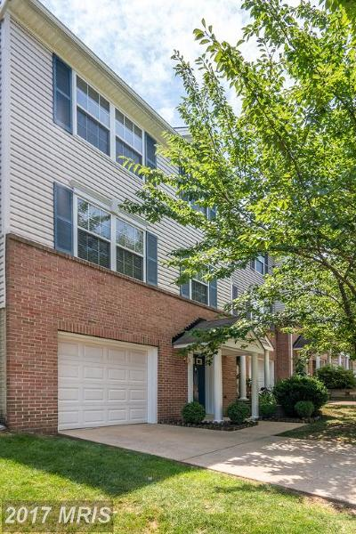 Warrenton Townhouse For Sale: 22 Sire Way
