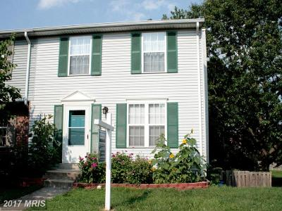 Frederick Townhouse For Sale: 1482 Mobley Court