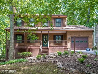 New Market Single Family Home For Sale: 6633 Lakeridge Road