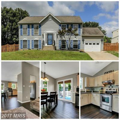 New Market Single Family Home For Sale: 11129 Worchester Drive