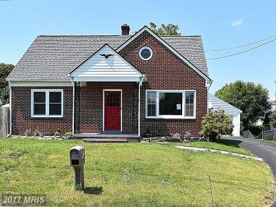 Walkersville Single Family Home For Sale: 8816 Biggs Ford Road #