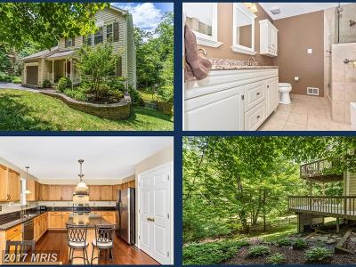 Aspen, Audubon Terrace Villas, Balmoral, Balmoral Overlook, Coldstream, Eaglehead Summerfield, Eaglehead/Pinehurst, Lake Linganore Woodridge, North Shore, Pinehurst, The Meadows, Villas At Westwinds, Villas Lake Anita Louise, Westwinds, Woodlands Preserve At Westwinds, Woodridge Single Family Home For Sale: 6806 Balmoral Court