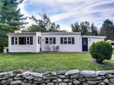 Thurmont Single Family Home For Sale: 13112 Catoctin Furnace Road