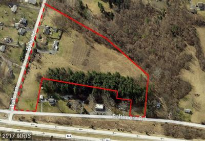 Residential Lots & Land For Sale: Baltimore National Pike