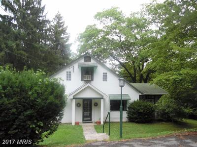 Emmitsburg Single Family Home For Sale: 16507 Annandale Road