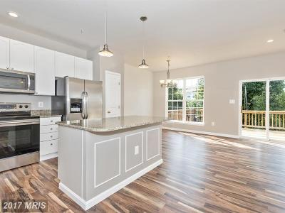 Frederick Townhouse For Sale: 2103 Paxton Terrace