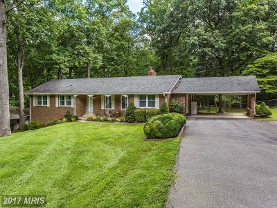 Ijamsville Single Family Home For Sale: 11418 Meadowlark Drive
