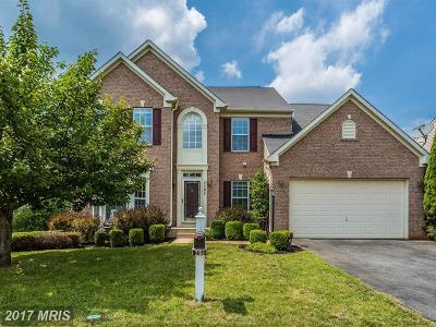 Frederick Single Family Home For Sale: 2104 Rocky Gorge Court