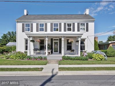 Myersville Single Family Home For Sale: 408 Main Street